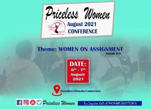 PRICELESS WOMEN CONFERENCE