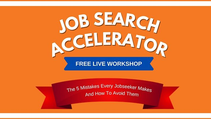 The Job Search Accelerator Workshop — Douala