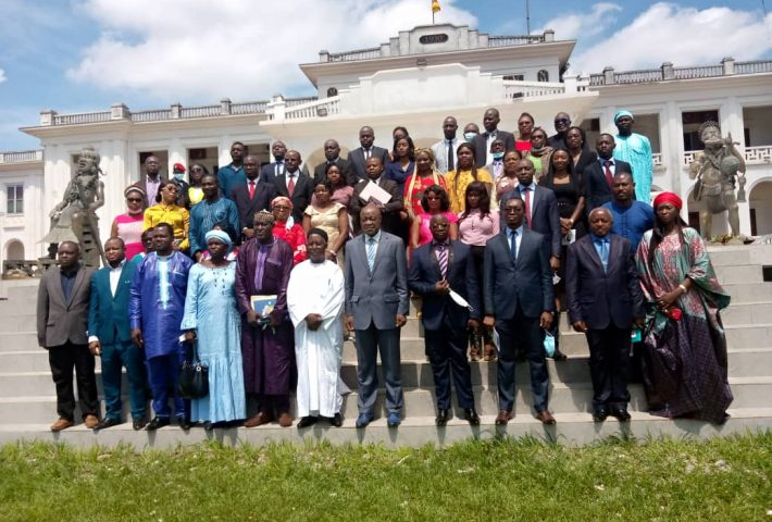 Cameroon Banking on Archives to Guarantee Accountability & Transparency