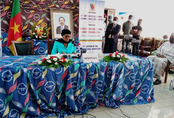 Government Pledges Support for Widows Against all Forms of Abuse